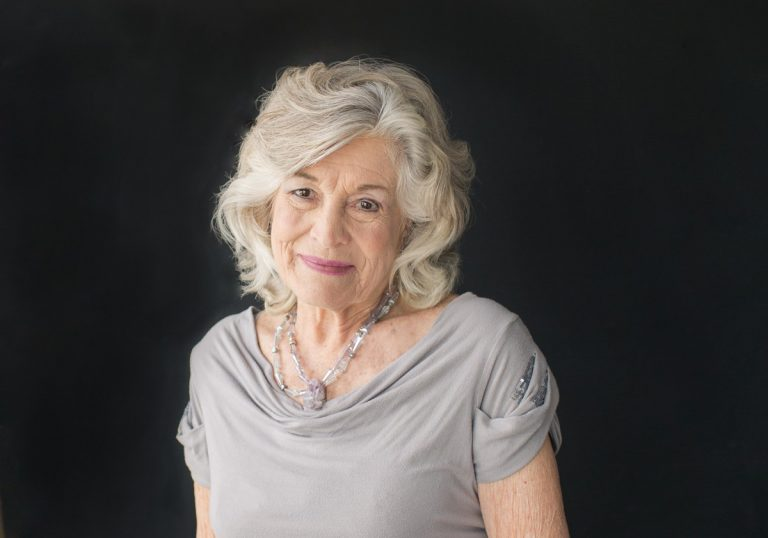 Elegant 86 year old woman celebrates beauty with glamor photos Gainesville Florida Womens Portraiture