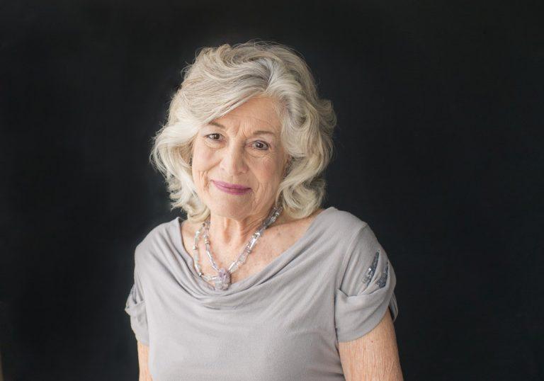Elegant 86 year old woman celebrates beauty with glamor photos Gainesville Florida Womens Portraiture