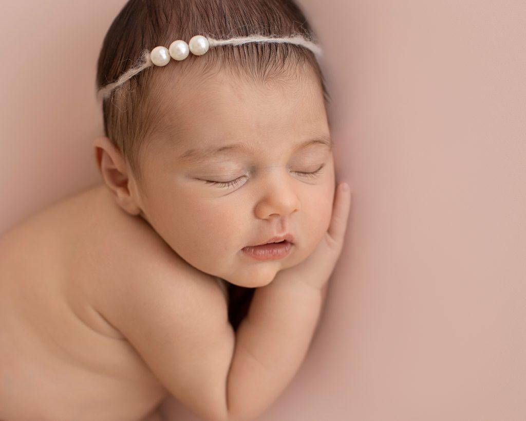Best time to take newborn photos