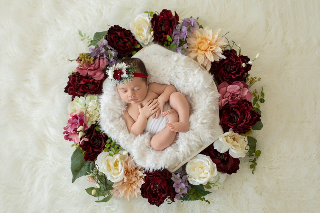 When to take baby pictures