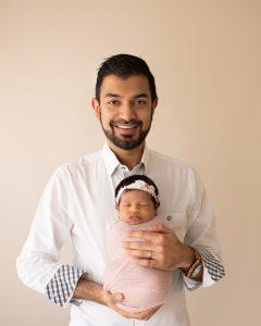 newborn photography art