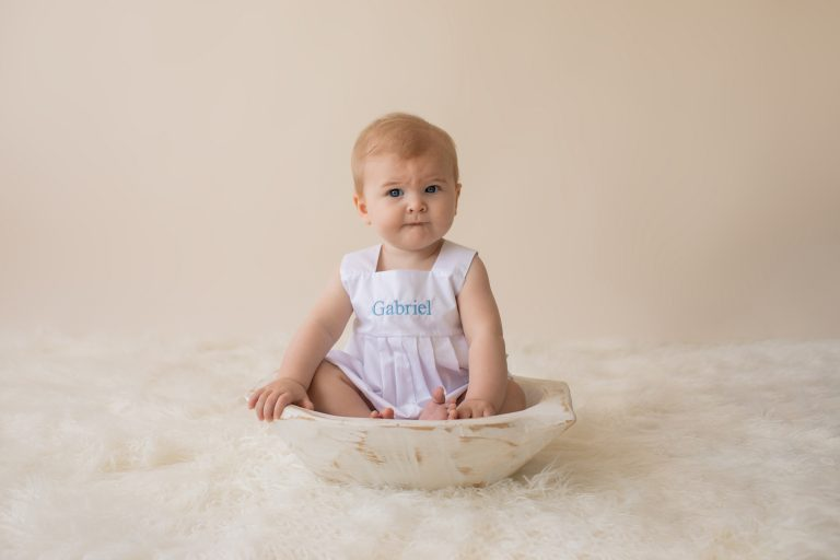 Six Month Photo Shoot