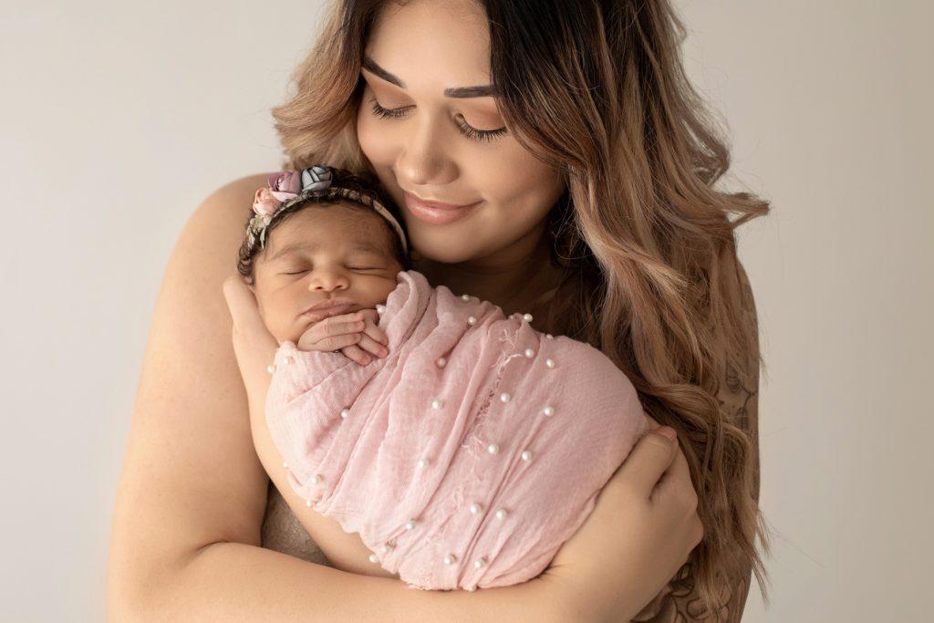 Styled Newborn Portraits