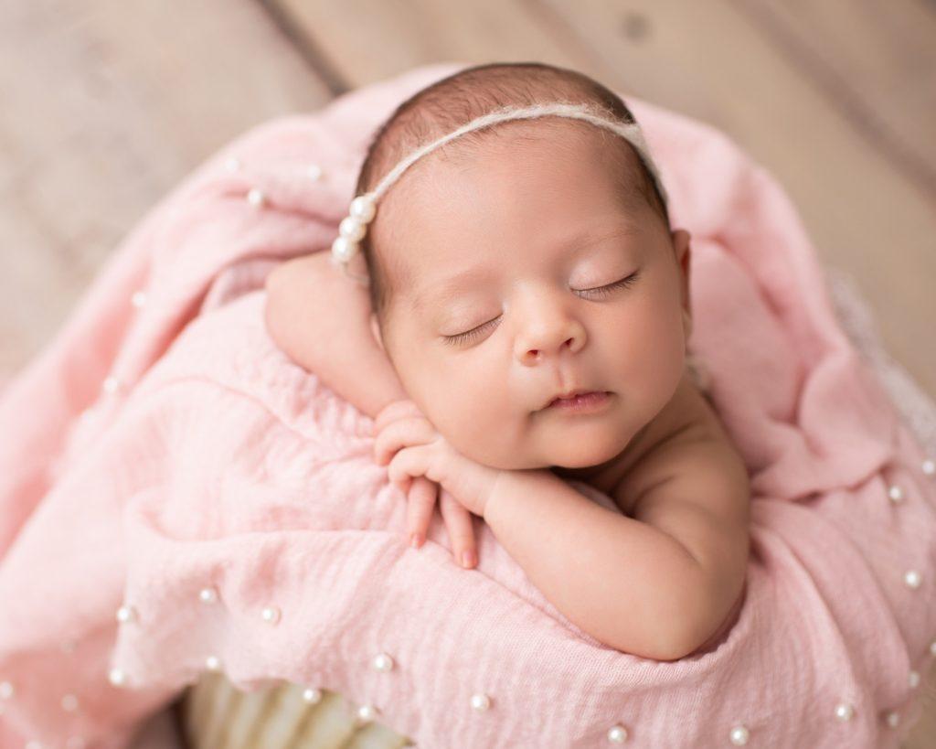 Newborn Rainbow Baby Photo Ideas