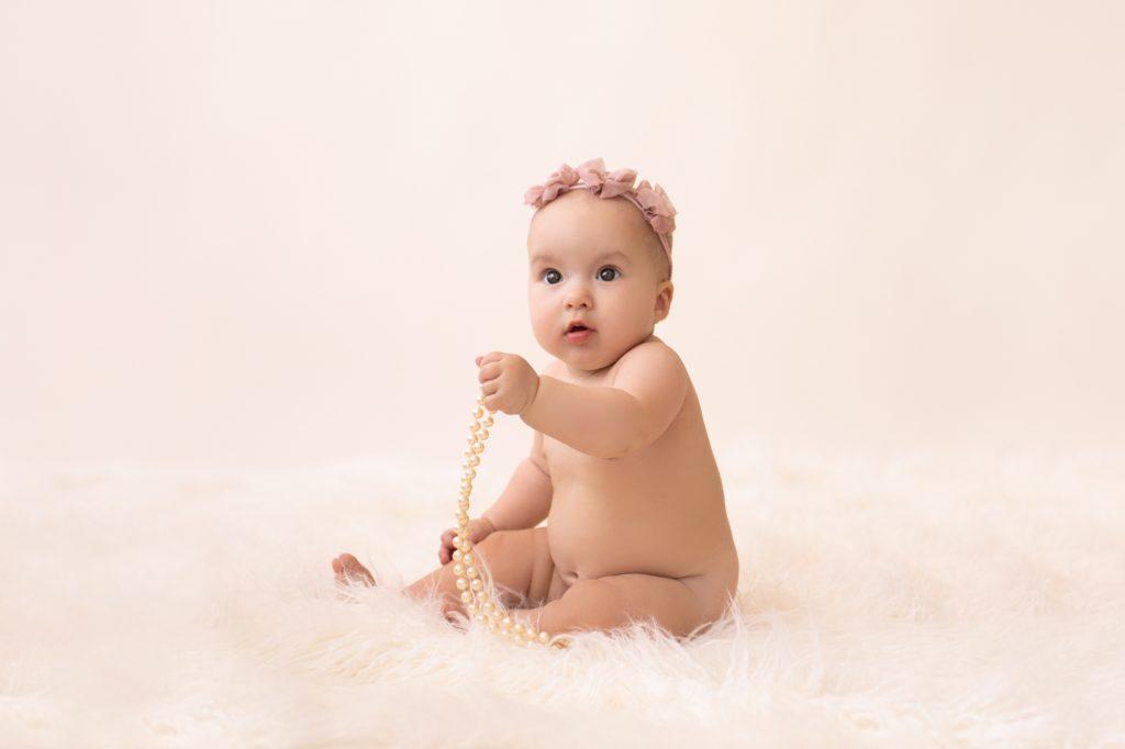Baby Milestone Photo Ideas
