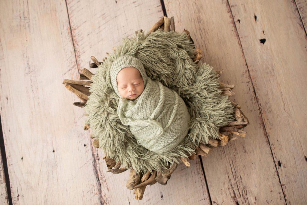 Baby Boy Newborn Photos