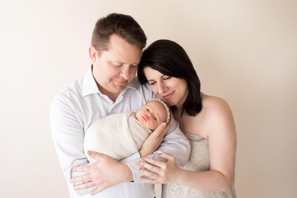 baby photos family